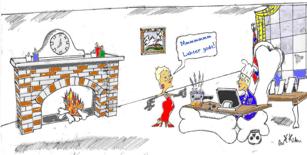 Norway's Humanitarianism, Euphemism?
